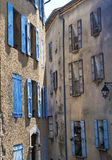Sisteron (Haute Provence, France) Royalty Free Stock Photo