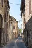 Sisteron (Haute Provence, France) Stock Photography