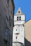 Sisteron (Haute Provence, France) Royalty Free Stock Photography