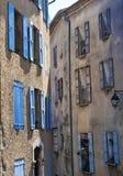 Sisteron (Haute Provence, Francia) Fotografia Stock Libera da Diritti