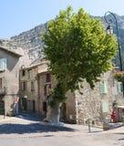 Sisteron (Haute Provence, Francia) Immagine Stock Libera da Diritti