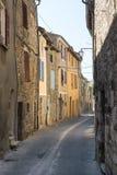 Sisteron (Haute Provence, Francia) Immagine Stock