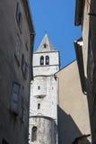 Sisteron (Haute Provence, Francia) Immagini Stock