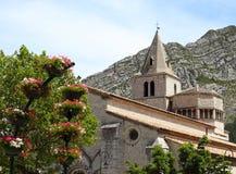 Sisteron Stock Image