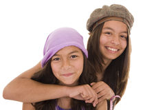 Sisters Royalty Free Stock Photography