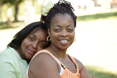 Sisters Royalty Free Stock Image