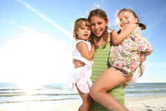 Free Sisters. Royalty Free Stock Photography - 7878687
