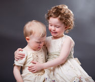 Sisters Royalty Free Stock Photo
