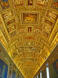 Sistine Chapel. The Sistine Chapel in the Vatican Museums, Vatican City in Rome, Italy Stock Photography