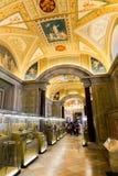 Sistine Chapel ( Cappella Sistina ) - Vatican, Roma - Italy Stock Photography