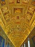 Sistine kapell Arkivbild