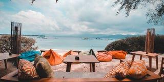 Sit Relax n goza Foto de archivo libre de regalías