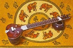 sitar Royaltyfri Bild