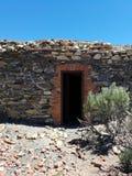 Site abandonné de fondeur dans Belmont est, nanovolt Photographie stock