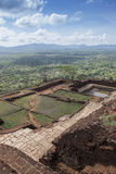 Site of the ancient palace of Sri Lanka Royalty Free Stock Photos