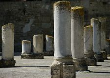 Site of the antic city of carthage Royalty Free Stock Photos