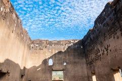 Site archéologique Image stock