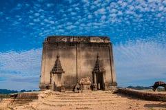 Site archéologique Photographie stock
