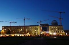 Site berlin palace Royalty Free Stock Photos