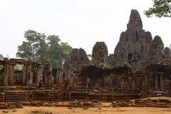 Site d'Angkor Thom, Angkor Vat, Cambodge photographie stock libre de droits