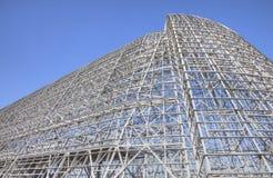 Site d'héritage au centre de recherches de la NASA Ames Image stock