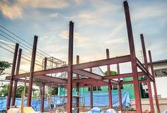 Site de construction Images libres de droits