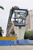 Site de gare de Zhuhai Image stock