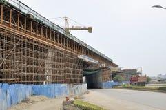 Site de gare de Zhuhai Photos libres de droits