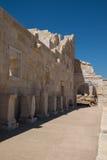 Site de Patara Archaelogical Photo stock