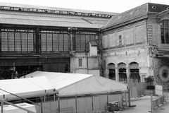 Site de saint-Lazare Images stock
