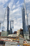 Site de World Trade Center - New York City Photographie stock libre de droits