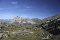 Site des Kragens von Hutch, Frankreich Lizenzfreie Stockfotografie