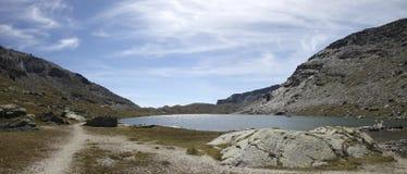 Site des Kragens von Hutch, Frankreich Stockfotografie