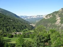 Site des lamberet, Frankreich Lizenzfreie Stockbilder