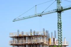 Site en construction Image stock