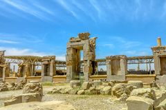 Site historique 08 de Persepolis photo stock
