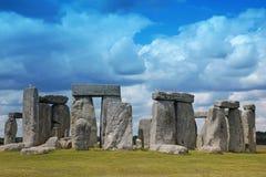 Site historique de Stonehenge photo stock