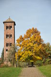 Site historique Hirsau d'abbaye photos stock