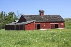 Site historique national de ranch de la barre U photo libre de droits