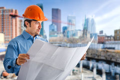 Site manager Royalty Free Stock Photography