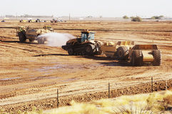 Site preparation 3 Stock Images