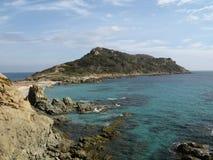 Site Protégé Du Cap Taillat, Var, France Royalty Free Stock Image