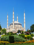 Site Of The Selimiye Mosque, Built By Mimar Sinan In 1575 Stock Image