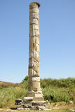 Site of the Temple of Artemis near Ephesus. Stock Images