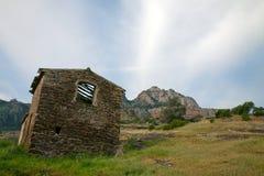 Site von drei Kreuzen, Frankreich Lizenzfreie Stockbilder
