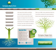 site Web de descripteur illustration libre de droits