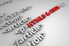 Sites Web de codage Images libres de droits