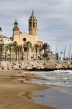 Sitges Photos stock