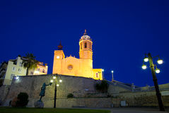 Sitges Photographie stock