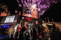 Sitges Carnival 2013 Stock Images